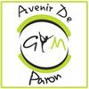logo du club Avenir de Paron gymnastique