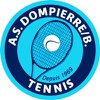 logo du club AS DOMPIERRE TENNIS