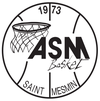 logo du club Association Sportive Mesminoise de Basketball