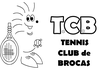 logo du club Tennis Club Brocas