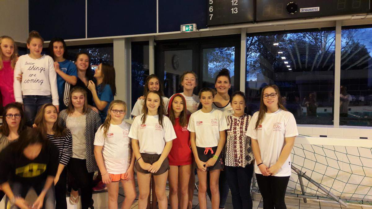 Groupe Interclubs Filles