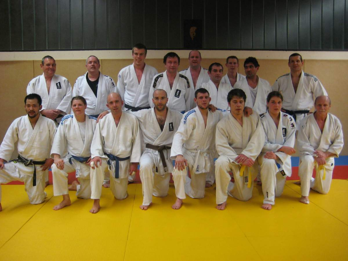 club judo brie comte robert