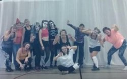 Zumba party Halloween du 31 Octobre 2017