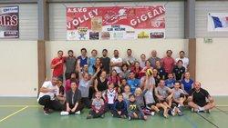 5ème édition tournoi adultes débutants