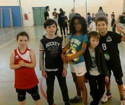 Au tournoi M11 de Châtillon, Nil et Oratio terminent premiers !