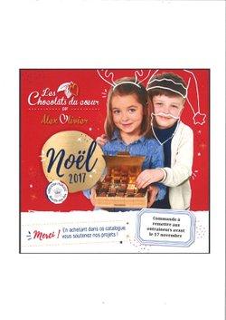 COMMANDE CHOCOLATS