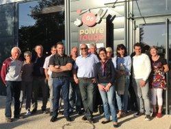 PARTENAIRE Poivre Rouge AGEN/BOE