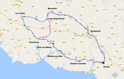 Sortie Route du 15-01-17