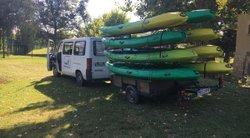 Venez découvrir le kayak