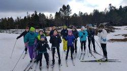 Ski de fond pour les nageurs
