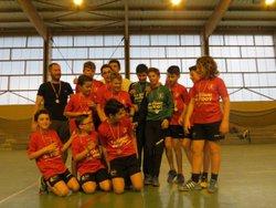 2ieme place au championnat Honneur Bourgogne Franche-Comté