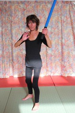 Corinne Défenses Training