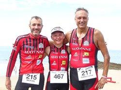 Résultats Triathlon Half saint lunaire