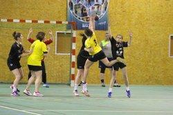Samedi féminin de Mon'S'port Handball