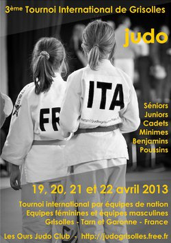 Tournoi International TOULOUSE