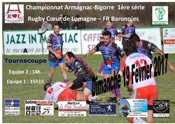 Affiche RCL - Baronnies du 19/02/17