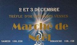 Le TCVV sera présent au marché de Noël d'Orchamps-Vennes (2-3 décembre 2017)