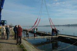 Infos adhérents - Sortie des pontons et sortie des bateaux