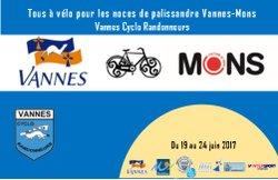 Voyage Itinérant Vannes - Mons