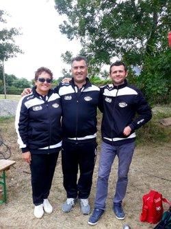 Championnat triplette mixte du 25 et 26 AOUT