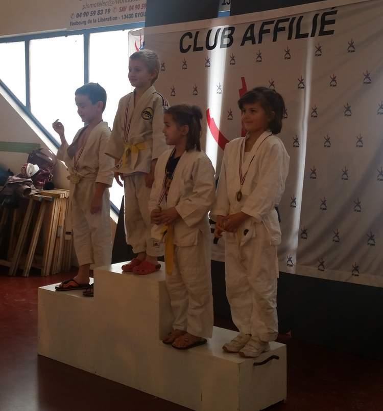 club judo eyguieres