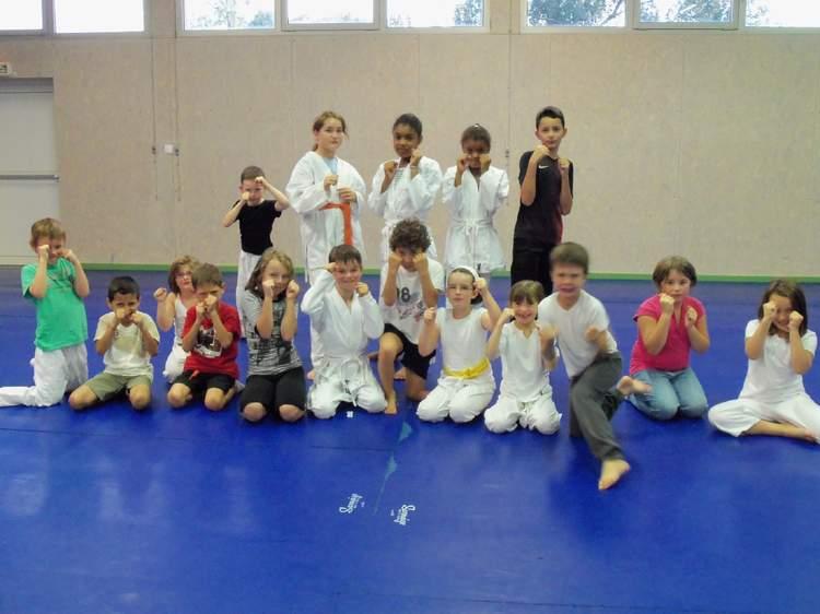 enfants karate contact mayenne