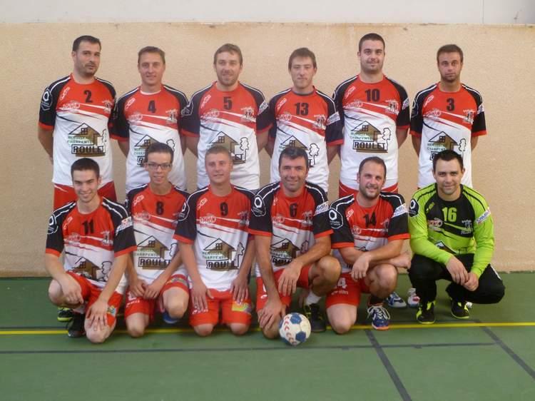 Pays des Essarts handball Séniors1 Masculine