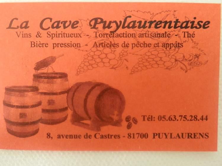 La cave Puylaurentaise