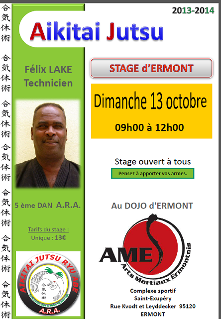 stage ermont