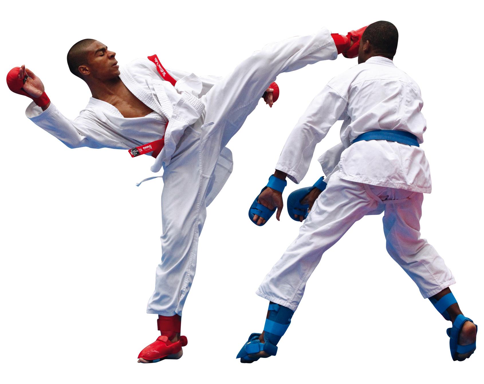 Resultado de imagen de karate kumite