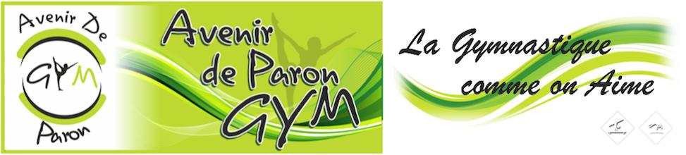 Avenir de Paron gymnastique : site officiel du club de gymnastique de PARON - clubeo