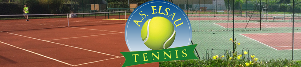 A.S. Elsau Tennis : site officiel du club de tennis de STRASBOURG - clubeo