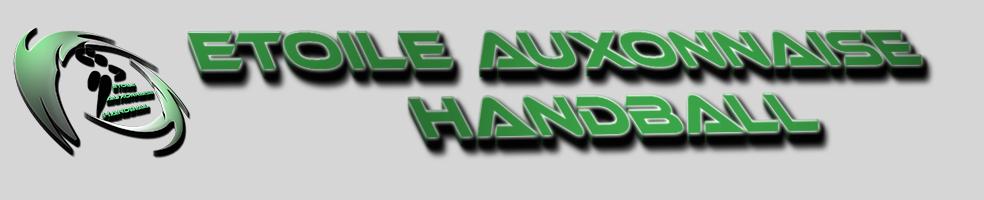 Etoile Auxonnaise Handball : site officiel du club de handball de AUXONNE - clubeo