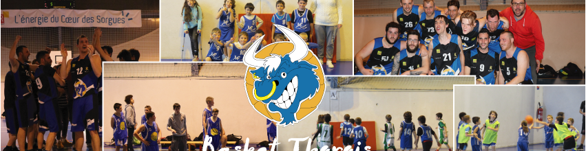 BASKET THOROIS : site officiel du club de basket de LE THOR - clubeo