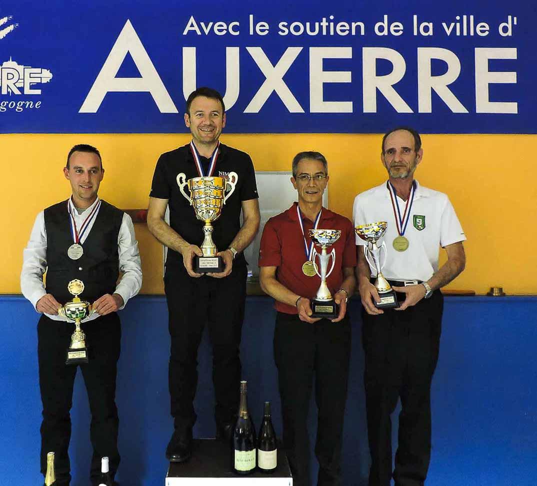 Finale de France Libre N3