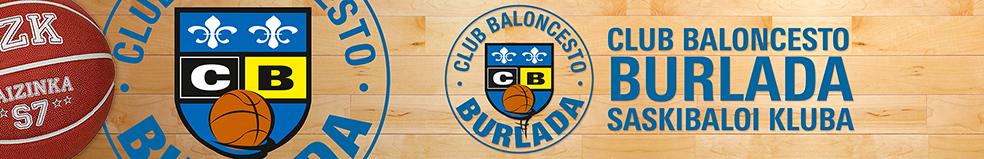 Burladabasket : sitio oficial del club de baloncesto de Burlada. Navarra. España - clubeo