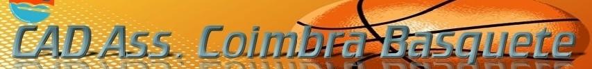 CAD Ass Coimbra Basquete : site oficial do clube de basquete de Coimbra - clubeo