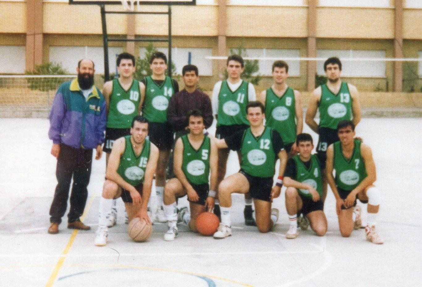 Primer equipo federado