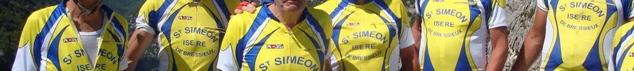 Club Cyclo St Siméon de Bressieux : site officiel du club de cyclotourisme de ST SIMEON DE BRESSIEUX - clubeo
