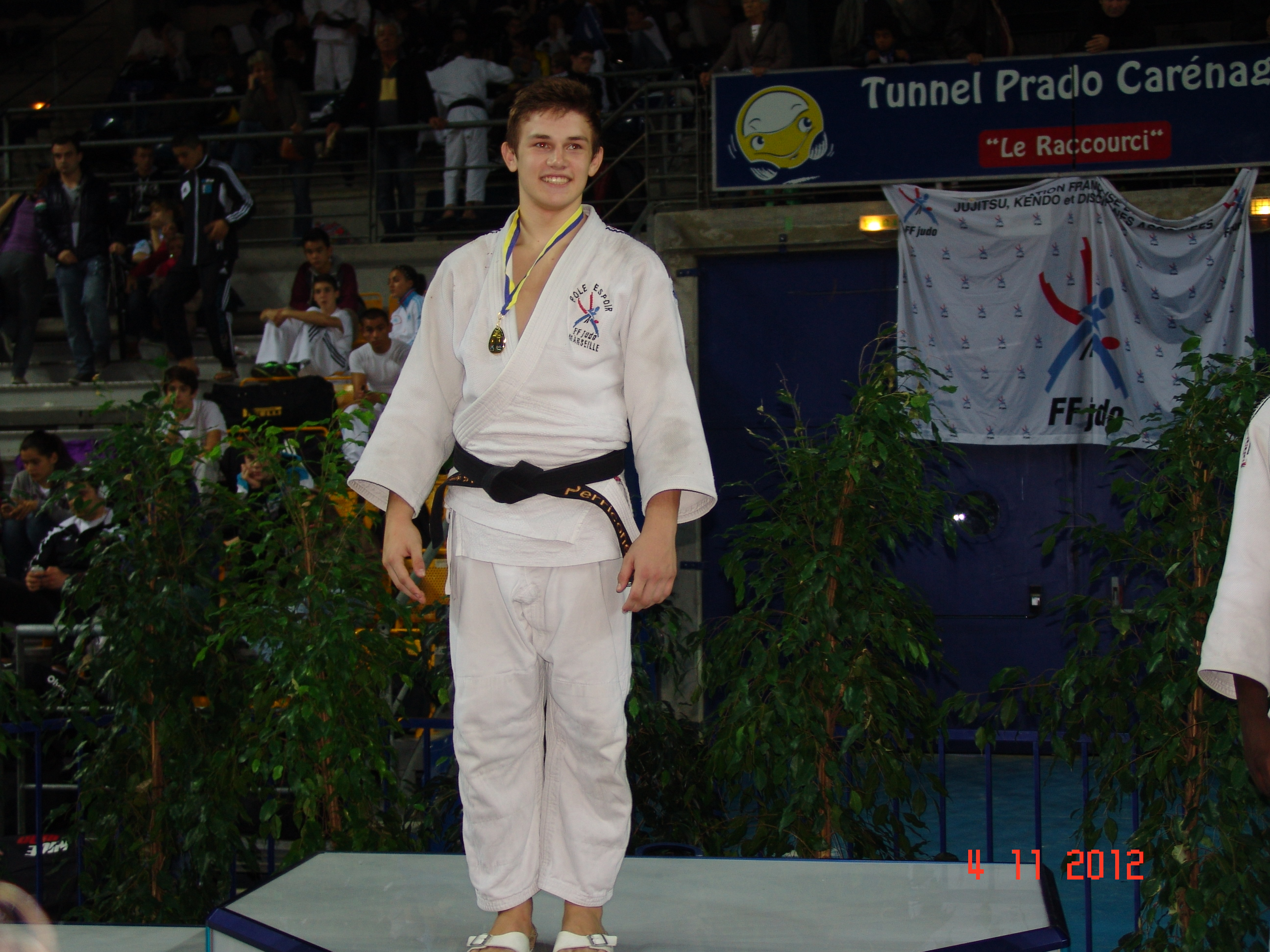 Tournoi de France cadets
