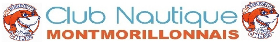 Club Nautique Montmorillon : site officiel du club de natation de MONTMORILLON - clubeo
