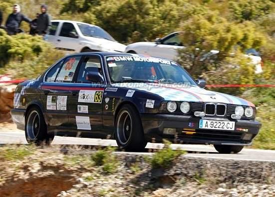 BMW 525i E34 - 2494 cc -1987