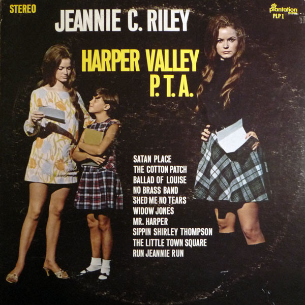 Jeannie C. Riley - Harper Valley P.T.A