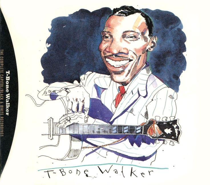 T Bone Walker & Shaky Jake Harris