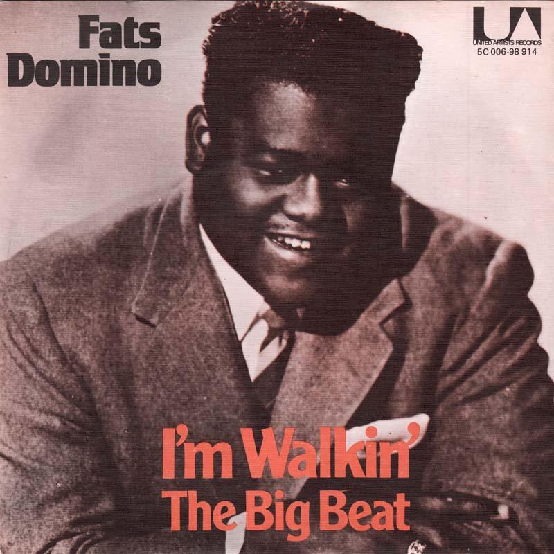 FATS DOMINO I'm Walking