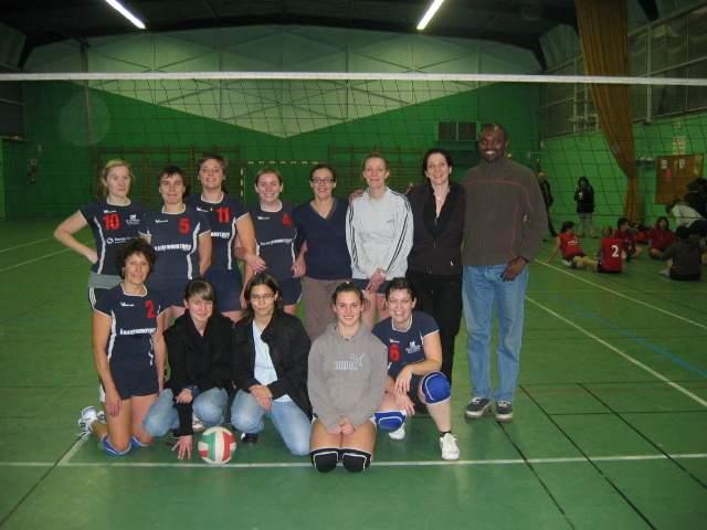 Equipe Féminine 2