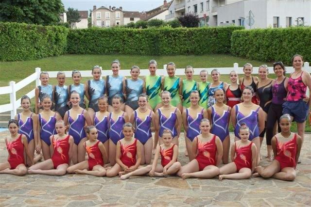 Actualit r sultats comp tition de socle ballets n3 - Piscine limoges beaublanc ...