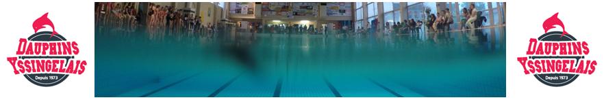 Dauphins Yssingelais : site officiel du club de natation de YSSINGEAUX - clubeo