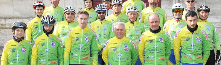 Site Internet officiel du club de cyclisme EC RIBERAC UFOLEP