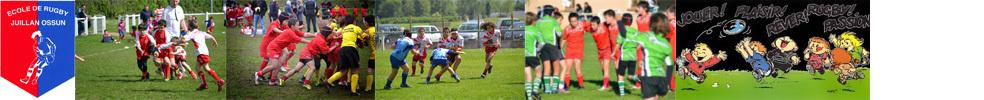 Ecole de rugby Juillan-Ossun : site officiel du club de rugby de JUILLAN - clubeo